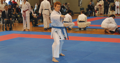 Dojo students knock out the competition