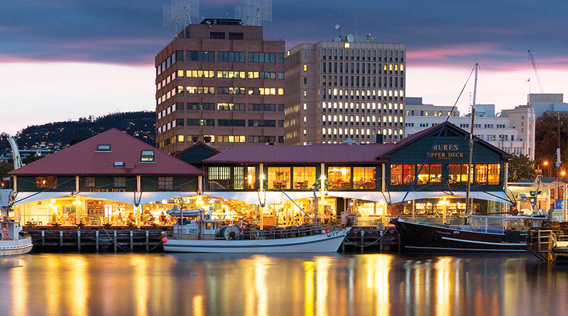 Hobart takes out top gong at Restaurant Industry Awards