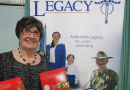 Legacy Christmas pudding launch