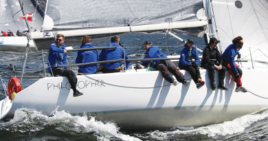 Tassie youth set to shake up Festival of Sails