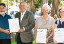 New citizens welcomed in Australia Day ceremony