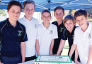 Princes Street Primary kicking goals with new sports oval