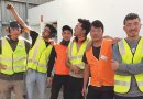 Building employment pathways for young migrants