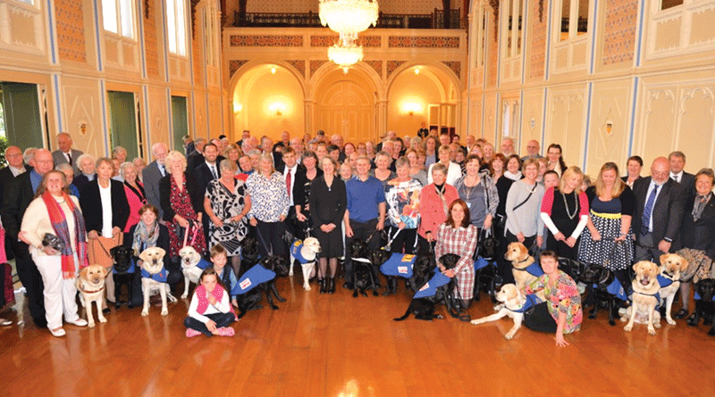 Guide Dogs celebrate 60-years