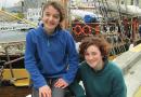 Young mariners set sail