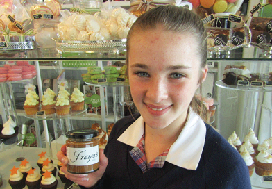 Young chef chases her dreams