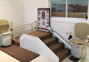 Stay in your home longer with a stairlift
