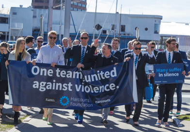 Breaking the silence around violence