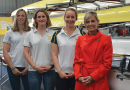 Boost for Buckingham Rowing Club