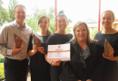 Local team recognised for palliative care excellence