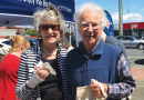 Scones, sausages and fun at community expo
