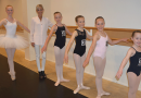 The world is a stage for young Tassie ballerina