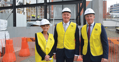 New performing arts precinct takes shape