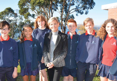 Tassie students to star in national children's TV show
