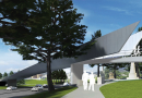 All-abilities pedestrian and cycling bridge for Hobart
