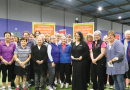 Racquets out for Diabetes Tasmania