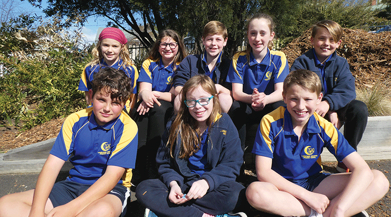 Sustainability key for Hobart's youngest grant recipients