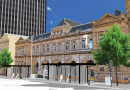 Elizabeth Street Bus Mall upgrade resumes