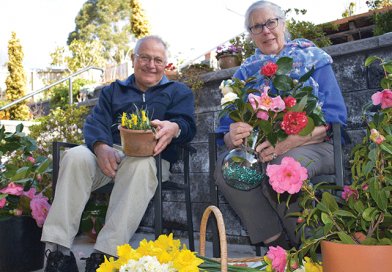 Locals buzzing for spring bloom