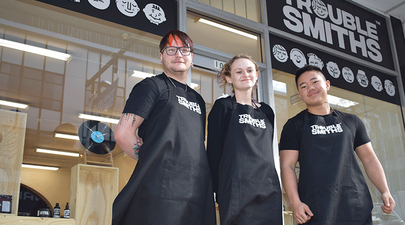 Troublesmiths expand into Hobart CBD