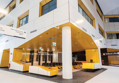 K-Block opens to help ease hospital pressure