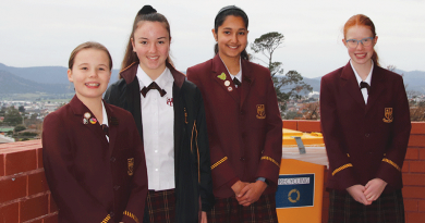 Students address climate change for a cleaner future